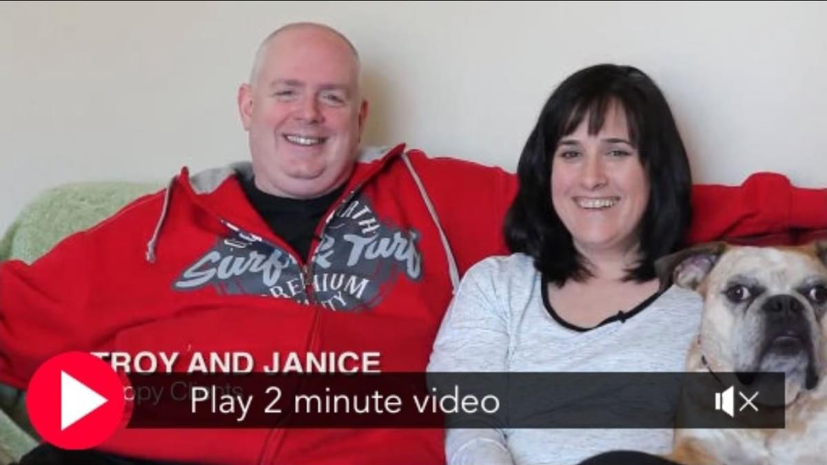 Troy and Janice Testimonial